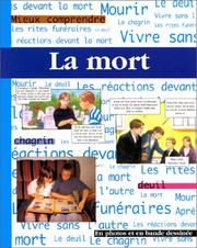 Cover of: La mort