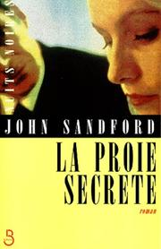Cover of: La Proie secrète