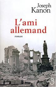Cover of: L'ami allemand