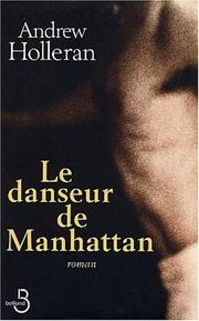 Cover of: Le Danseur de Manhattan
