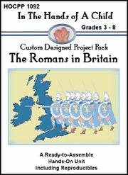 Cover of: Romans in Britain