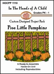 Cover of: 5 Little Pumpkins