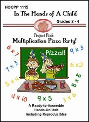 Cover of: Mulitiplication Party