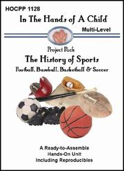 Cover of: History Of Sports, The