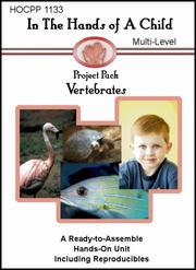 Cover of: Vertebrates