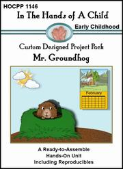Cover of: Mr. Groundhog