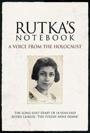 Cover of: Rutka's Notebook
