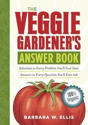 Cover of: The Veggie Gardener's Answer Book