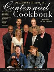 Cover of: Oklahoma's Historical Centennial Cookbook