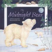 Cover of: Midnight Bear (Wildlife Embossed)