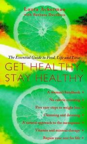 Cover of: Get Healthy, Stay Healthy