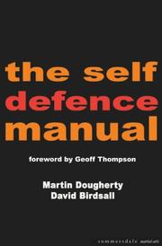 Cover of: The Self-defence Manual (Summersdale Martial Arts)