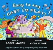 Cover of: Easy to Say, Easy to Play (Easy Ways)