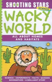 Cover of: Wacky World (Shooting Stars)