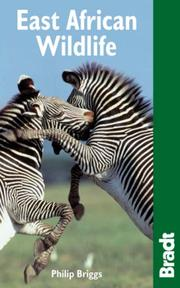 Cover of: East African Wildlife (Bradt Travel Guide)