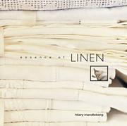 Cover of: Essence of Linen (Essence Of...)