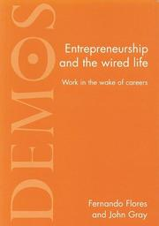Cover of: Entrepreneurship and the Wired Life