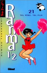 Cover of: Ranma 1/2, tome 21