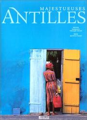 Cover of: Majestueuses Antilles