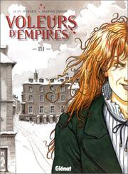 Cover of: Voleur d'empires, tome 3