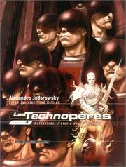 Cover of: Les Technopères, tome 4: Halkatrazz
