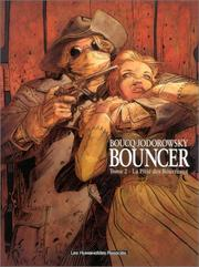 Cover of: Bouncer, tome 2: La Pitié des bourreaux