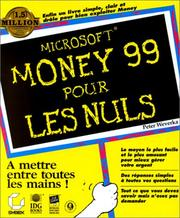 Cover of: Money 99