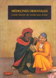 Cover of: Médecines orientales