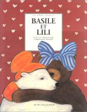 Cover of: Basile et Lili