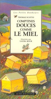 Cover of: Comptines douces comme le miel