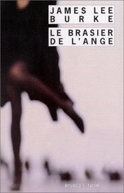 Cover of: Le brasier de l'ange