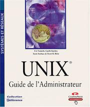 Cover of: Unix Guide Administrateur CP Reference