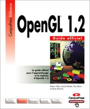Cover of: Open GL 1.2