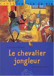 Cover of: Le chevalier jongleur