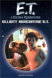 Cover of: E.T. l'Extra-Terrestre