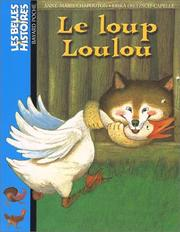 Cover of: Le loup Loulou