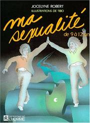 Cover of: Ma sexualité