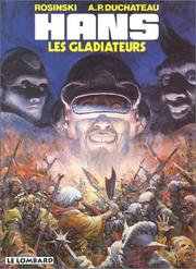 Cover of: Les gladiateurs