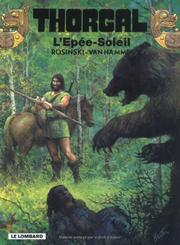 Cover of: Thorgal, tome 18