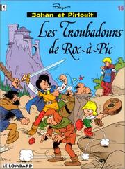 Cover of: Johan et Pirlouit, tome 15