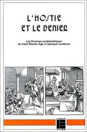 Cover of: L'hostie et le denier