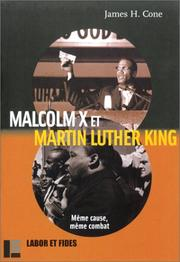Cover of: Malcom X et Martin Luther King
