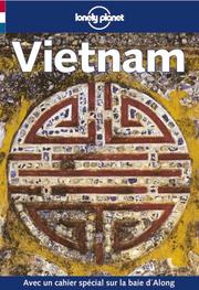 Cover of: Lonely Planet Vietnam (Lonely Planet Travel Guides French Edition)