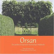 Cover of: Orsan