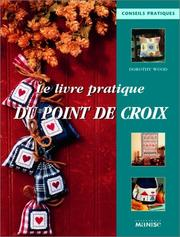 Cover of: Le Livre pratique du point de croix