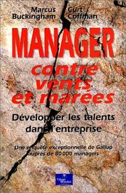 Cover of: Manager contre vents et marées