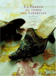 Cover of: La France au temps des libertins