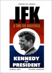 Cover of: JFK