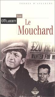 Cover of: Le Mouchard