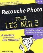 Cover of: Retouche photo